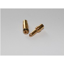 "1,8mm Goldstecker/Buchse ""MP-Jet"""