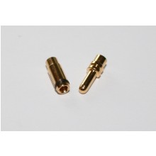 "2,5mm Goldstecker/Buchse ""MP-Jet"""