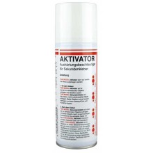 Activator Spray for CA