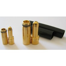 "5mm Goldstecker/Buchse ""MP-Jet"""